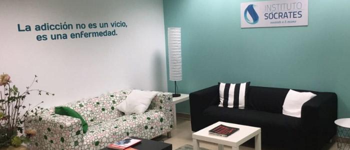 Centro de desintoxicación Instituto Sócrates en Sevilla